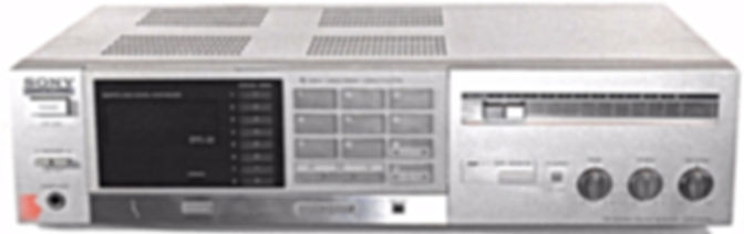 Sony STR-VX10L Receiver