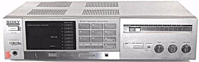 Sony STR-VX10L Receiver