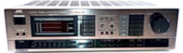 JVC A-X500V Amplifier