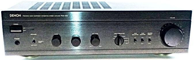 Denon PMA-350 Amplifier