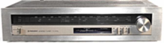 Pioneer TX-410 Tuner