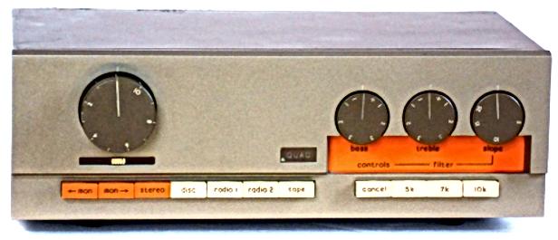 Quad 33 Pre-Amplifier
