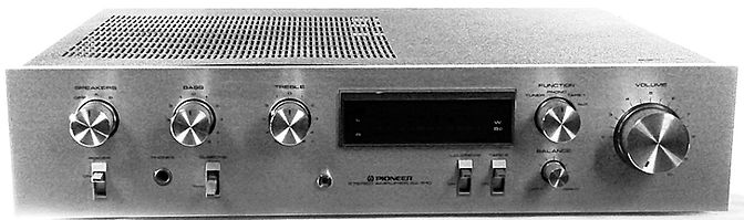 Pioneer SA-510 Amplifier