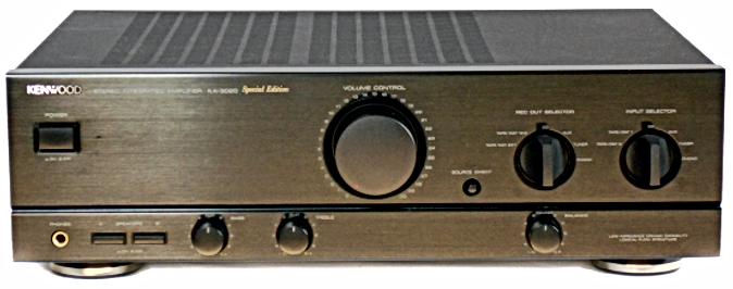 Kenwood KA-3020SE Amplifier