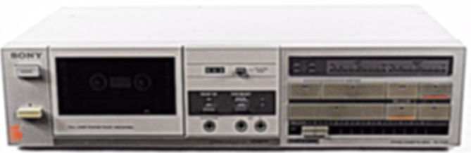 Sony TC-FX25 Cassette Deck