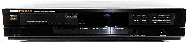 Marantz CD-65/2 CD Player