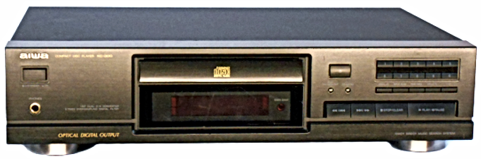 Aiwa XC-300 CD Player
