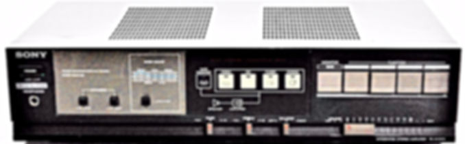 Sony TA-AX205 Amplifier