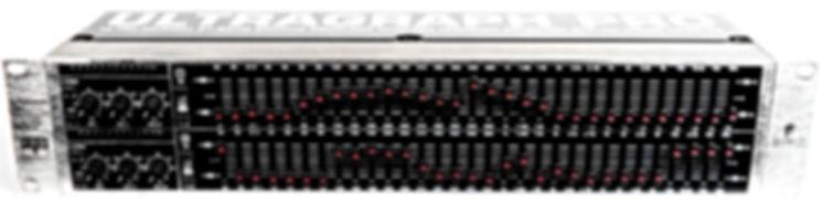 Behringer FBQ-3102 Equaliser