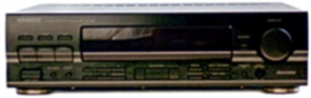 Kenwood GE-760 Equaliser