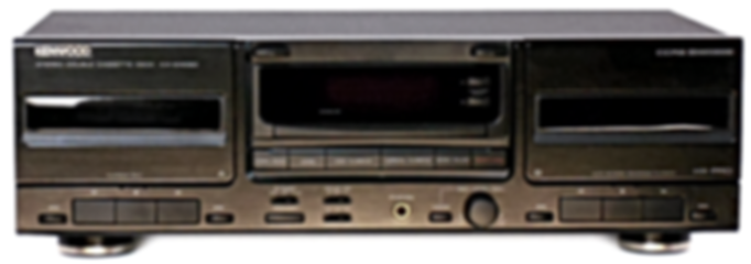 Kenwood KX-W4060 Cassette Deck