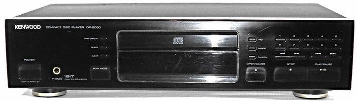 Kenwood DP-2050 CD Player