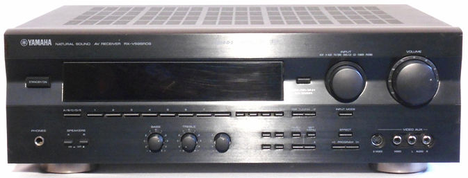 Yamaha RX-V595RDS Receiver
