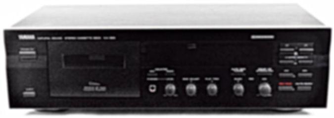 Yamaha KX-393 Cassette Deck