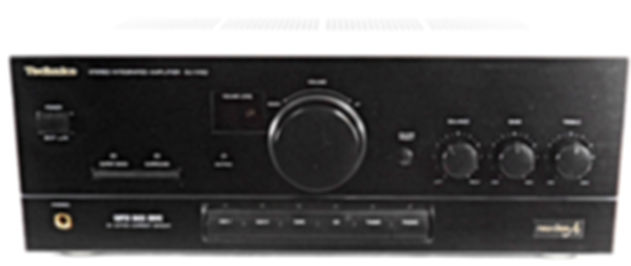 Technics SU-X102 Amplifier