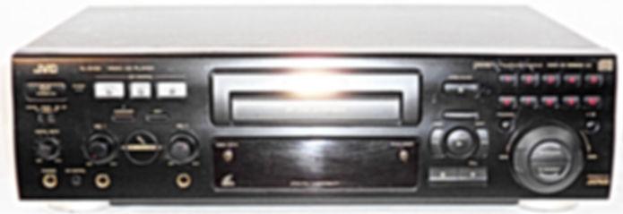JVC XL-SV22 Karaoke Machine