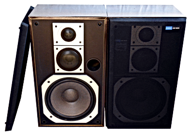 Pioneer CS-656 Speakers