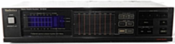 Technics SH-8046 Equaliser
