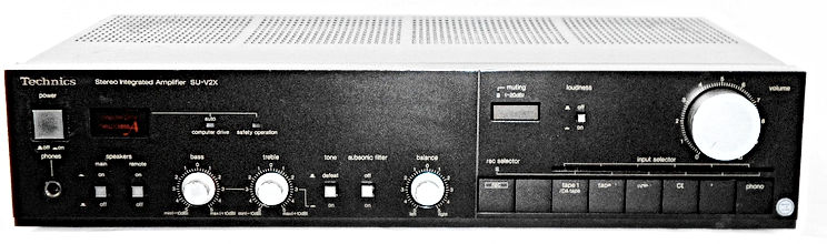 Technics SU-V2X Amplifier