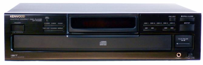 Kenwood DP-R 4060 CD Player