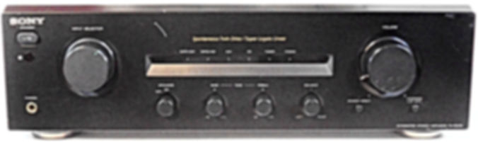 Sony TA-FE370 Amplifier