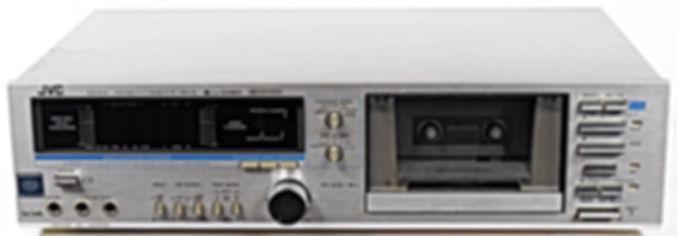 JVC KD-D4 Cassette Deck
