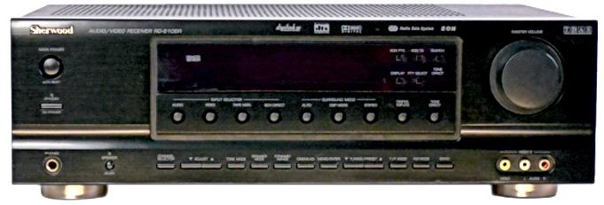 Sherwood RD-6106R Receiver