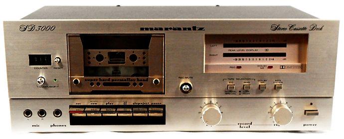 Marantz SD-3000 Cassette