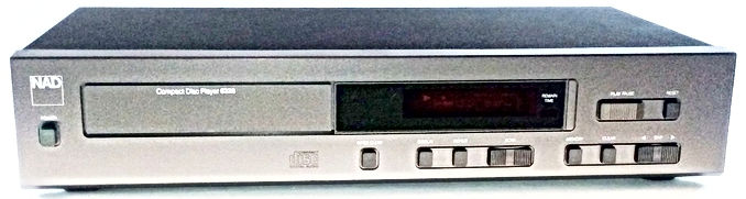 NAD 5320 CD Player