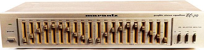 Marantz EQ-20 Equaliser