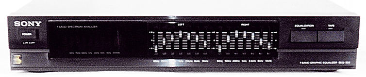 Sony SEQ-300 Equaliser