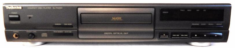 Technics SL-PG490 CD Player