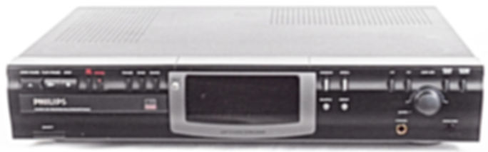 Philips CDR-770 CD Recorder