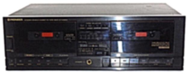 Pioneer CT-X420W Cassette Deck