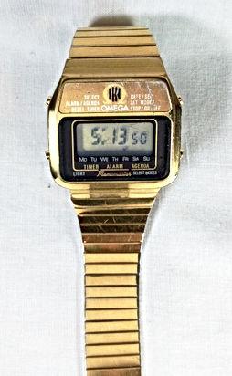 Omega Memomaster Watch