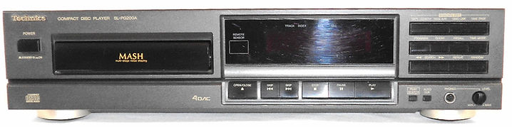 Technics SL-PG200A CD Player
