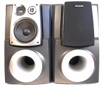 Aiwa SX-WZR99 Speakers