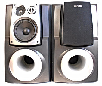 Aiwa SX-WZR99 Speakers