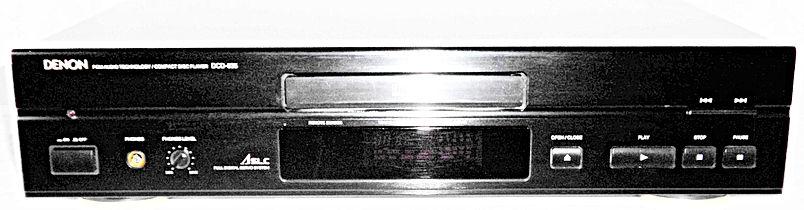 Denon DCD-635 CD Player