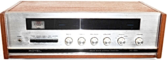 Rotel RX-200 Receiver