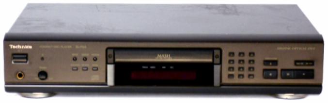 Technics SL-PG4 CD Player