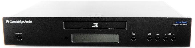 Cambridge Audio AZUR 540C CD Olayer
