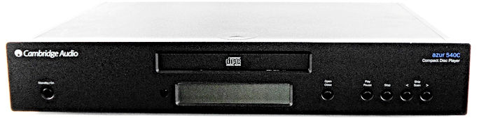 Cambridge Audio AZUR 540C CD Olayer