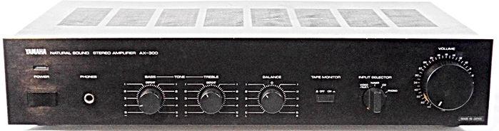 Yamaha AX-300 Amplifier