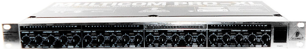 Behringer MDX-4600 Audio Compressor