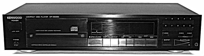 Kenwood DP-660SG CD Player