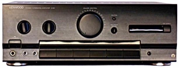 Kenwood A-54 Amplifier