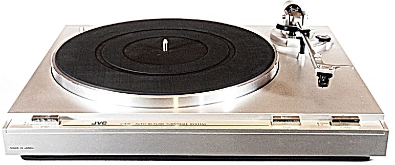 JVC L-A21 Turntable