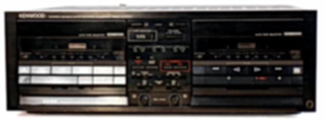 Kenwood X-7WX Cassette Deck