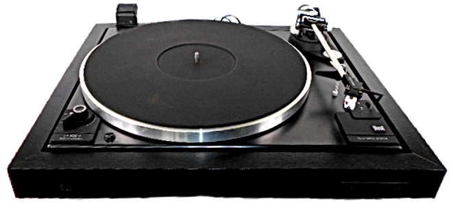 Dual CS-505-3 Turntable